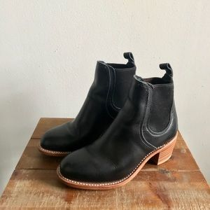 Redwing Harriet Boots Black Size 7